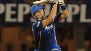 IPL 2015: Youngsters should learn from Rahul Dravid's humility, says Shane Watson
