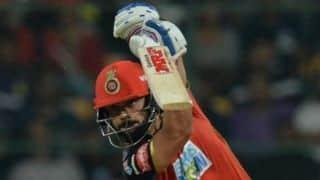 IPL 2018, Match 29: Virat Kohli steers RCB to 175 for 4 vs KKR
