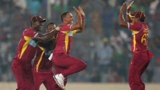 Sri Lanka vs West Indies, T20 World Cup 2016, Match 21 at M Chinnaswamy Stadium, Bengaluru: West Indies' likely XI