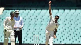 Talks about India starting as favourites, seems like Australia's strategy: Ashwin