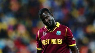 PHOTO: Darren Sammy posts picture washing utensils