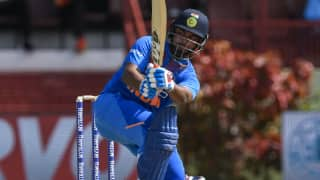 I was getting frustrated after not scoring runs, says Rishabh Pant after match-winning 65* against Windies