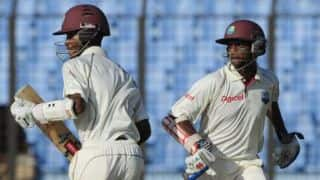 Live Updates: West Indies vs Bangladesh 1st Test Day 2