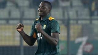 Bangladesh vs South Africa 2015, 2nd ODI at Dhaka: Kagiso Rabada picks up 2nd wicket