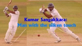 Kumar Sangakkara: Epitome of rhythmic perfection and poise at the crease