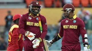 Gayle and Samuels break record of highest partnership in ODIs and List A