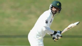 Pakistan vs New Zealand, 1st Test at Abu Dhabi, Day 4: New Zealand 69 for 3 at tea