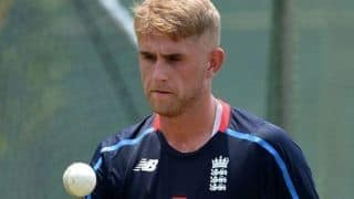 Rookie pacer Olly Stone harbours World Cup dreams for England