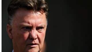 Van Gaal concerned with heat, humidity in Fortaleza