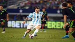 Lionel Messi aiming to end Argentina's 23-year title drought