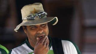 Pakistan vs England 2015: Waqar Younis happy with team's performance