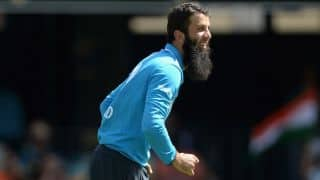 India vs England, 3rd ODI at Brisbane: England lose early wicket as Moeen Ali is out for eight