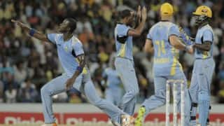Gayle's Tallawahs handed 17-run defeat by Zouks