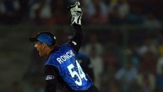India vs New Zealand 2nd ODI: Luke Ronchi completes 100 dismissals