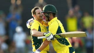 Pakistan vs Australia 3rd ODI: Pakistan's errors, Smith and Handscomb's huge stand and other highlights