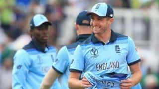 Chris Woakes hopes England's fielding woes a one-off
