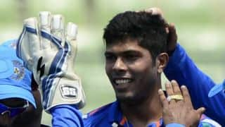 Umesh should play 2nd ODI ahead of Mohit