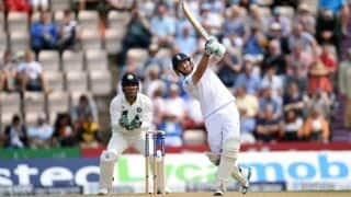 India vs England 2014, 3rd Test at Southampton: England in control at Lunch on Day 2