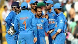 IND vs NZ: Kedar Jadhav making his presence unavoidable; tightening the noose around others