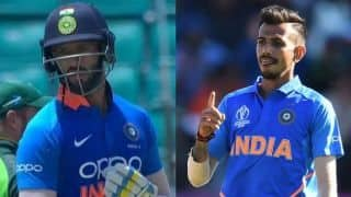 1st unofficial ODI: Chahal, Dube, Axar seal India A's crushing 69-run win