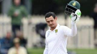 South Africa vs Pakistan, 3rd Test: Quinton de Kock' century guide South Africa to set 381-run target for Pakistan