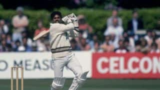 On this day in World Cup 1983: Kapil Dev's crucial 175 runs helped India escape