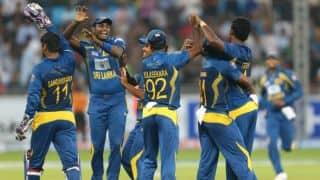 Sri Lanka to tour Ireland for ODI series