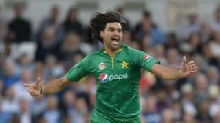 Pakistan pacer Mohammad Irfan fully fit and available for selection