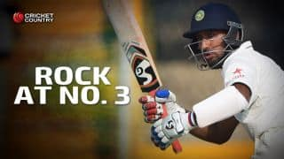 Cheteshwar Pujara lays to rest No. 3 debate for India in Tests with steely knock against South Africa in 1st Test