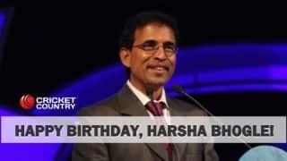 Happy Birthday Harsha Bhogle! Indian commentator turns 54