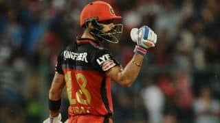 Mike Hesson: There is no question of making someone else captain instead of Virat Kohli