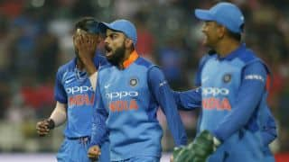 India's schedule for 2019 World Cup announced!