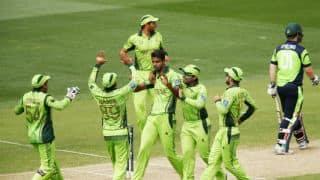 Likely Pakistan XI against Ireland