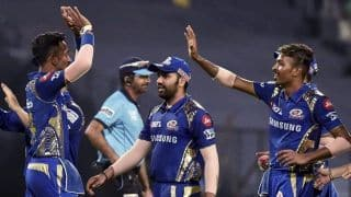 Indian T20 League: Mumbai's full group stage schedule