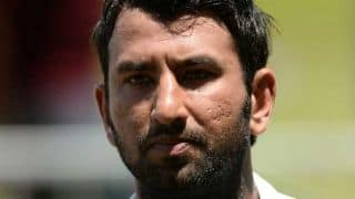 Cheteshwar Pujara appointed West Zone captain in DB Deodhar Trophy