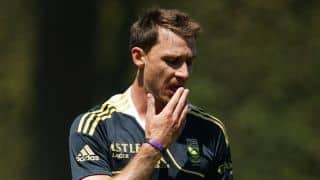 Dale Steyn suffering from sinusitis leading into the ICC Cricket World Cup 2015 match against India