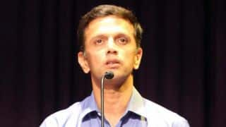 Rahul Dravid: BCCI and Sports Ministry should decide on India-Pakistan series