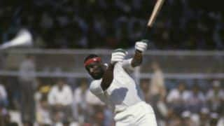 Viv Richards decimates Sri Lanka in 1987 World Cup
