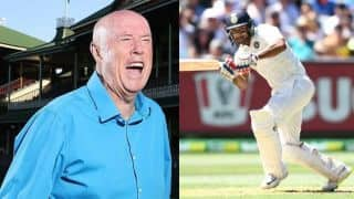 Australian commentator Kerry O'Keeffe ridicules Mayank Agarwal's First-Class runs, says his 304*came  against 'some canteen people & waiters'