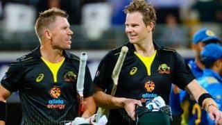 2nd T20I: David Warner, Steve Smith help Australia thrash Sri Lanka by 9 wickets