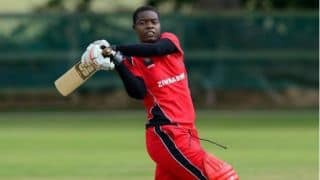 Precious Marange's 4-wicket haul, Sharne-Mary-Anne's heroics ease ZIM W to maiden victory