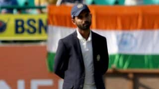 Ajinkya Rahane: To lead India is a proud moment