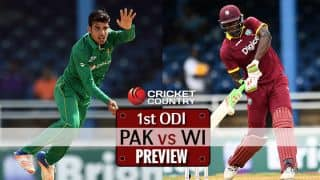 Pakistan vs West Indies 2017, 1st ODI at Guyana, Preview: Hosts look to avenge T20I series loss