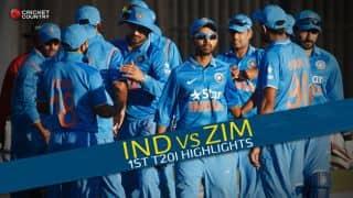 India vs Zimbabwe, 1st T20I at Harare: Akshar Patel, Harbhajan Singh's destruction and other highlights