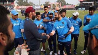 India vs England, 1st T20I: Parvez Rasool makes T20I debut