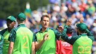 Cricket World Cup 2019: Pretorius, Amla, Faf star as South Africa crush Sri Lanka
