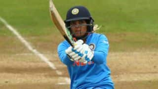 Veda Krishnamurthy signs WBBL contract with Hobart Hurricanes