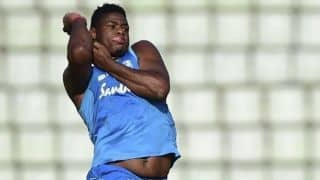 West Indies bring Oshane Thomas as cover for Alzarri Joseph