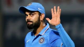 'Padma Shri' Virat Kohli gets felicitated by childhood academy
