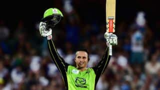 Usman Khawaja, Cameron Bancroft join Australia squad for 3rd T20I against India; Aaron Finch misses out with injured hamstring